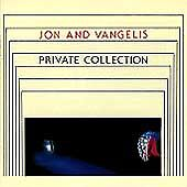Jon & Vangelis - Private Collection (CD, Polydor) Italian Song, Polonaise