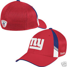 Reebok New York Giants 2009 Draft Hat Cap S/M NFL NWT