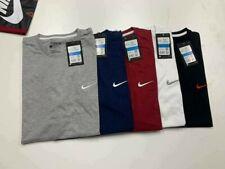 nike men's t-shirts logo tee crew neck men clothing - free post UK only