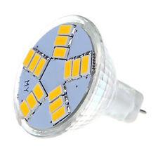 SODIAL(R)7W MR11 GU4 600LM LED Birne Lampe 15 5630 SMD Warmweiss Licht GY