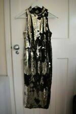 Zara Sequins Dresses for Women
