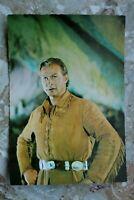 Kino Film Postkarte AK Schatz im Silbersee 1962 Lex Barker Old Shatterh Karl May