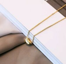 Gold Plated Love Heart Bean Shape Necklace Other Bloggers Stories Mango