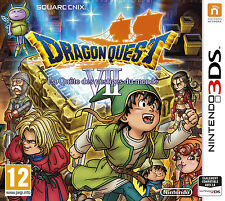 DRAGON QUEST VII ( 7 )  VF console Nintendo 3DS 2DS XL NEW ++ 100% NEUF ++