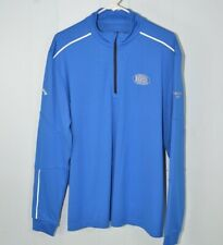 Callaway::  Weather Series 1/4 Zip Long Sleeve Sweatshirt (Large) Blue