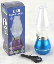 Lampade da interno in plastica blu