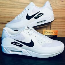Nike Air Max 90 G Golf Shoes Men's Size 13 Waterproof White Black 2021 NEW