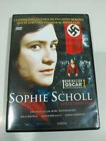 Sophie Scholl Marc Rothemund - DVD + Extra Spagnolo Tedesco Regione 2