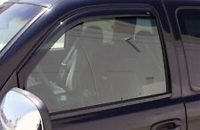 WINDOW VISORS FOR FORD F150 ( IN-CHANNEL 4PC SET) 2015-2019 EXTENDED CAB ONLY
