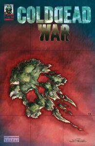 COLD DEAD WAR #1 (OF 4), GEORGE C ROMERO