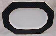 Villeroy & and Boch BLACK PEARL large platter 41.5cm EXCELLENT
