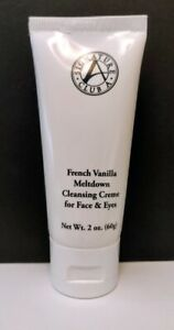 Signature Club French Vanilla Meltdown Cleansing Creme Face & Eyes 2 oz NEW
