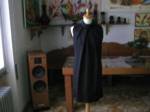 Dress Pleats, Black, Size M - Magic Life - Made IN Italy