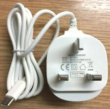 uk 3 pin mains fast charger for samsung S20 s10 S9 S8 A3 A5 2017 & oneplus 3