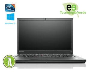 Portátil Lenovo ThinkPad T440 i5-4300U 1.9 Ghz 8 Gb 240 Gb SSD W10