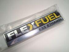 NEW FLEX FUEL EMBLEM LOGO GM 15910899 IMPALA MONTE CARLO ETHANOL E85 CAMARO