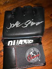 Jake Shields Signed OUANO Glove JSA Coa Champ Strikeforce UFC Autograph
