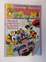 Die Fantastischen Vier - Comic Taschenbuch Nr. 30 - Marvel , Condor / Z. 1-2