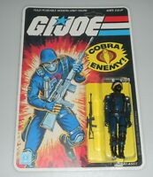*RECARDED* 1982 GI Joe Cobra Soldier v1 Complete Sealed *CUSTOM File Card Back