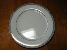 "Noritake Contemporary LEGACY SPLENDOR 4267 Set of 5 Dinner Plates 10 1/2"""