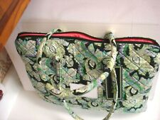Quilted tote Nw Lap top, travel,beach, school Large Tote Bag Purse + 2 free Gif