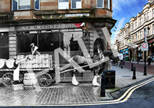 Old & New Pictures and Prints of Falkirk Lint Riggs, Scotland