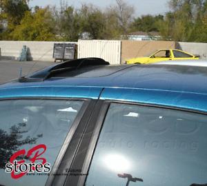 Sunroof Moon Shield Top Visor 1080mm Dark Smoke For 1999-2000 Cadillac Escalade