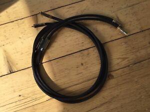 Shunyata NF Kabel RCA Cobra Etron 2 X 2,00 M