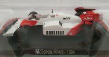 1/43 MCLAREN MP4/2 1984 #8 LAUDA F1 FORMULA 1 ATLAS ESCALA