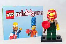 Lego Simpsons Series 2 Mini figure - Groundskeeper Willie
