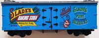 USA Trains R1670 G SLADES BAKING SODA U.S. Refrigerator Cars
