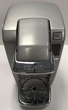 KEURIG K10 MINI PLUS K-CUP COFFEE TEA MAKER SINGLE BREWER 6 OZ 8 OZ 10 OZ SILVER