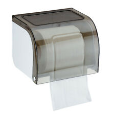 Wall mounted Bathroom Roll Paper Holder Waterproof Plastic Toilet Tissue Boxes