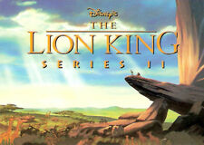 (1) DISNEYS LION KING PROMO TRADING CARD NO #