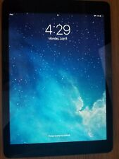Used Apple iPad Air 1st Gen. 32GB, Wi-Fi, 9.7in - Space Gray