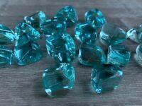 Blue Aqua Obsidian, Green Obsidian & Yellow Obsidian Tumbled Stone, Pick a Color