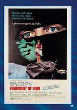 FRAGMENT OF FEAR (1970 David Hemmings) - Region Free DVD - Sealed