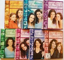 KULTSERIE Gilmore Girls Staffel 1, 2, 3, 4, 5, 6, 7 auf 42 DVD's guter Zustand