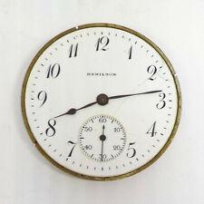 920 Movement Running #1863132 Hamilton 23 Jewels Model