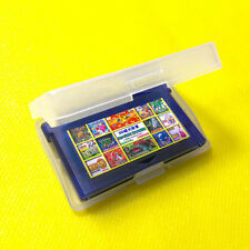 Plastic Clear Game Cartridge Cases Box Protector For Nintendo Game Boy GBA GA
