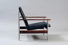 Original 1001 AF Armchair leather chair 60s mid century Kjærholm WEGNER  Hensen