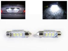 USA No Error Canbus LED License Plate Bulbs for Audi 6418 6411 A3 A4 A5 A6 Q5 Q7