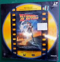 Ritorno al Futuro LASER DISC Michael J. Fox Robert Zemeckis LASERDISC PHILIPS