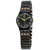 Swatch Originals Quartz Movement Black Dial Ladies Watch LB181B