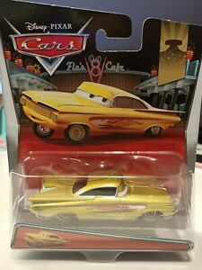 Disney Pixar Cars - Ramone Yellow - Gold? Original Official Diecast Army!