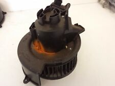Vauxhall Zafira 2003 2.2 Petrol Heater Blower Fan Motor 009138139