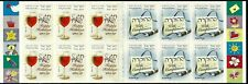 ISRAEL 2010 Stamp Booklet GREETINGS - HAPPY HOLIDAYS & WITH COMPLIMENTS  MNH XF