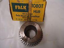 Falk 1080T Hub Steelflex Coupling 2.3125 KW Bore 1/2 x 1/4 Part #92009385