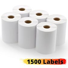 Direct Thermal Paper 4x6in Labels Printer Zebra/Eltron Price Code Maker 6 Rolls