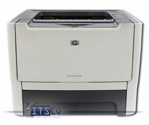 LASERDRUCKER HP LASERJET P2015DN 26S/MIN 1200DPI 96MB RAM 400MHz LAN 300 BLATT